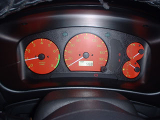 Red Meter Panel by Sigmaspeed