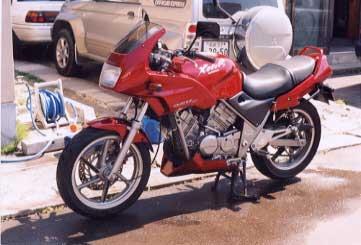 Honda Xelvis